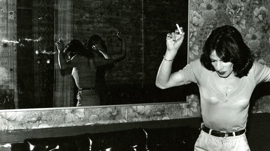 Paz Errázuriz (chilena, 1944), La palmera, 1987